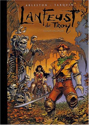 Lanfeust de Troy, Tome 2 : Thanos l'incongru : Edition collector par Christophe Arleston