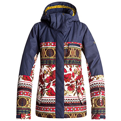 Roxy Damen Snowboard Jacke Torah Bright Jetty Block Jacket Torah Bright Snowboard