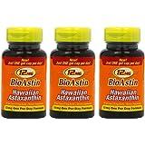 3 x BioAstin à 50 Kapseln 12 mg natürl. Astaxanthin, ORIGINAL AUS HAWAII