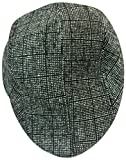 Graceway Men's Golf Cap (5C29, Dark Grey...