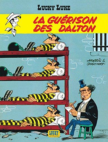 Lucky Luke, tome 12 : La Guérison des Dalton