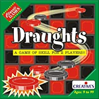 CREATIVE EDUCATIONAL Classic Games Draughts