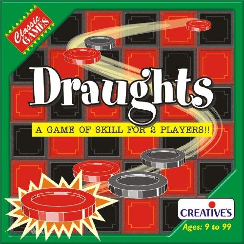 Creative Educational - Juego de Miniatura, de 1 a 4 Jugadores (CRE0805) (versión en inglés)
