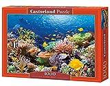 Castorland C-101511-2 - Coral Reef Fishes, 1000-teilig, Klassische Puzzle