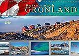 Reise nach Grönland (Wandkalender 2019 DIN A3 quer): Unterwegs in faszinierender Natur. (Monatskalender, 14 Seiten ) (CALVENDO Natur)