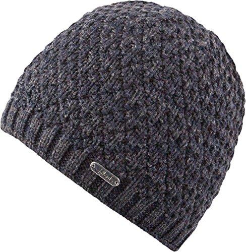 Chillouts Herren Mütze Craig Hat Strickmütze navy/dark grey