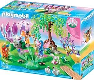 PLAYMOBIL 5444 - Feeninsel mit magischer Edelsteinquelle