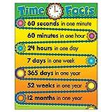Best Trend Enterprises Educational Toys - Trend Enterprises T-38244 Learning Chart Time Facts Review