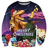 BFUSTYLE 3d lecteur de musique animal chat Digital Imprimé Sports Active Sweatshirt Chemises