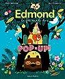 Livre Pop-up - Edmond et ses amis - La fête sous la lune - Dès 3 ans par Desbordes