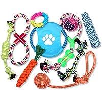 Schramm® 10er Set Hunde Spielzeu