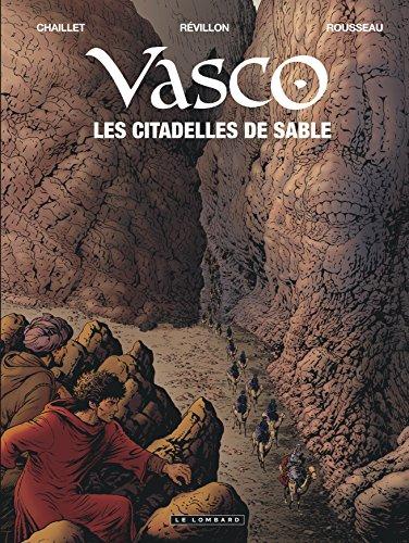 Vasco - tome 27 - Les Citadelles de sable