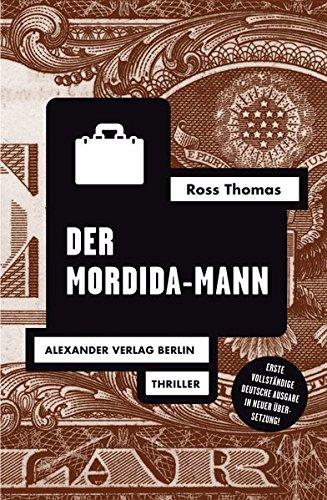 Thomas, Ross: Der Mordida-Mann