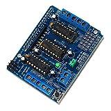 Motor Drive Schild L293D Erweiterungskarte kompatibel mit Arduino UNO Duemilanove Mega AVR ATMEL von Atomic Markt