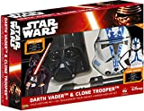 Rubie 'S – st-37013 – Kostüm – Star Wars – Darth Vader und Clone Trooper Box