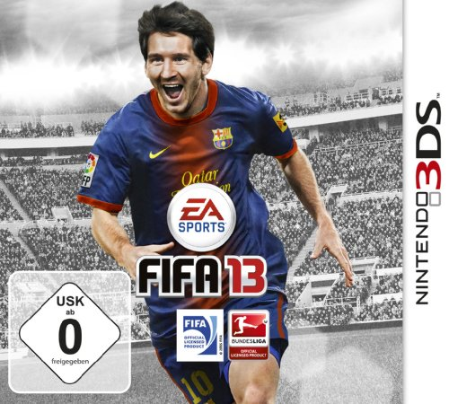 FIFA 13 - Ultimate Steelbook Edition (Exklusiv bei Amazon.de) [Edizione: Germania]