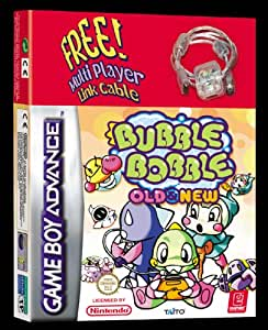 Bubble Bobble inkl. Linkkabel