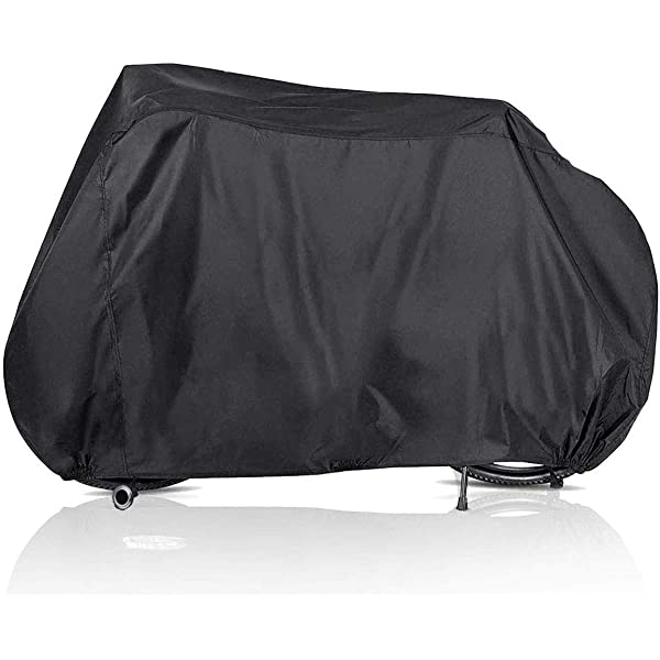 Details about  /Bicycle Protective Cover S-XL Multipurpose Rain Snow Dust All Weather Protector