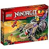 LEGO Ninjago 70745 - La Serpe-Moto Anacondrai