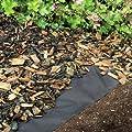 Windhager Rindenmulch Unterlage Weedblock 0,91 x 5 m von Windhager auf Du und dein Garten