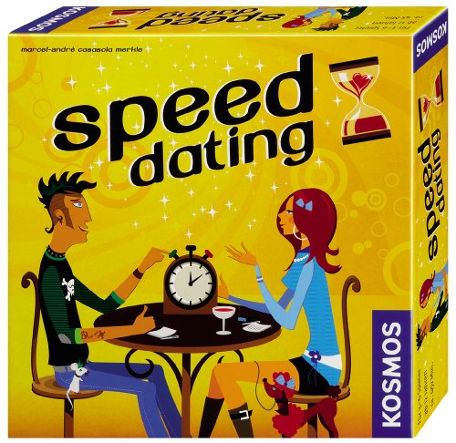 Kosmos 692049 - Speed Dating