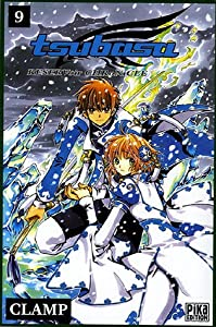 Tsubasa Reservoir Chronicle Edition simple Tome 9