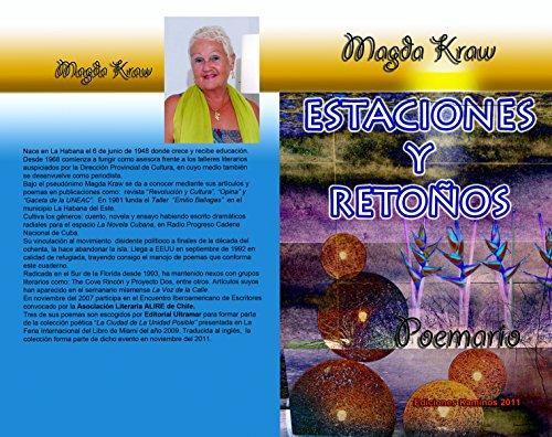 Estaciones y Retoños, (poemario) por Magda Kraw