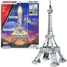 Meccano 6024900 - Juego de construcción, Torre Eiffel