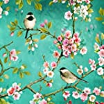 4 x Paper Napkins - Birds in Blossom...