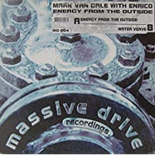 Mark Van Dale with Enrico - Energy From The Outside - Massive Drive Recordings