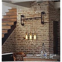 Apliques de pared vintage - Apliques de luz para exteriores ...