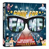 Game For Fame the hilarious party board game