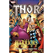 Thor: The Warriors Three: The Complete Collection (Thor (Marvel Paperback)) by Stan Lee (2013-12-03)