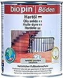 2,5L Biopin Hartöl farblos Holz Holzöl Öl Pflegeöl Grundierung Innen