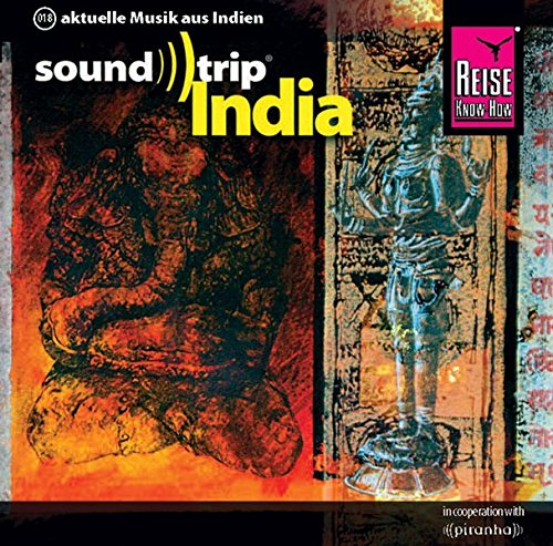 Reise Know-How SoundTrip India: Musik-CD