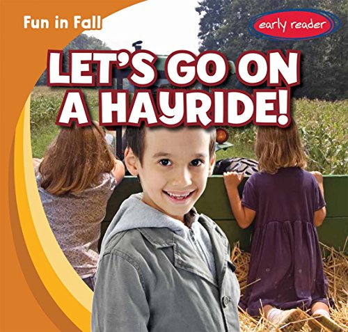 Let's Go on a Hayride! (Fun in Fall)