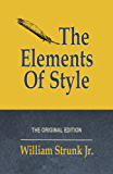 The Elements of Style (Illustrated)