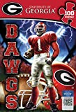 Masterpieces NCAA Georgia Bulldogs Puzzle, 100