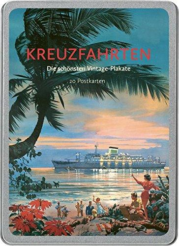 Kreuzfahrten: Die schönsten Vintage-Plakate