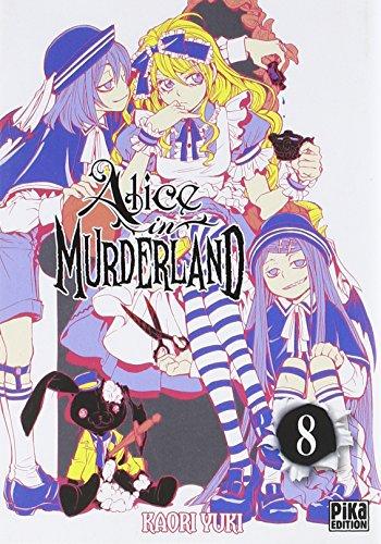 Alice in Murderland T08