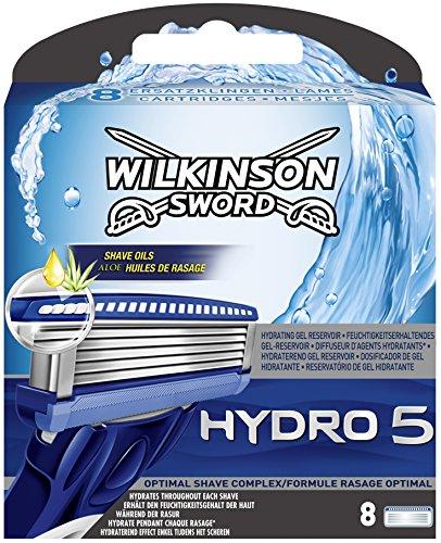 Wilkinson Sword Hydro 5 Klingen, 8 Stück -
