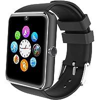 Willful Smartwatch Uomo Orologio Telefono con SIM SD Card Slot Smart Watch Bluetooth per…