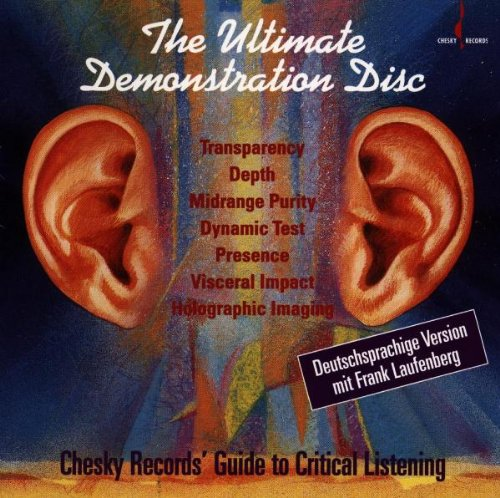 Test- und Demo-CD: the Ultimate Demonstration Disc