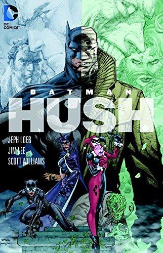 Batman Hush Complete TP by Jim Lee, Jeph Loeb (August 14, 2009) Paperback