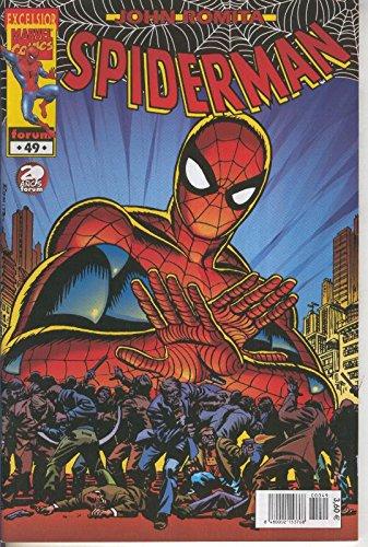 Spiderman de John Romita numero 49