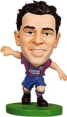 Soccerstarz Barcelona Xavi Hernandez Home Kit 2014 Version Figure