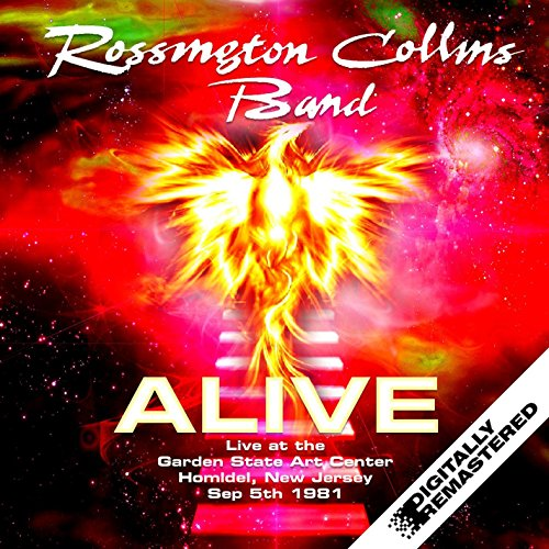 Alive - Live at the Garden State Art Center, Homldel, New Jersey Sep 5th 1981