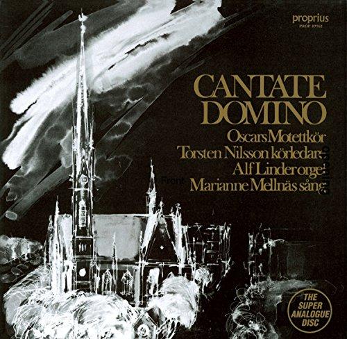 Cantate Domino [Vinyl LP]