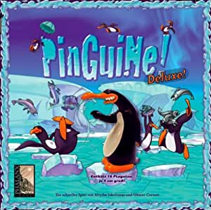 Phalanx Games - Pingouins Deluxe Version Allemande