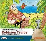 Robinson Crusoe: Hörspiel (1 CD) - Daniel Defoe